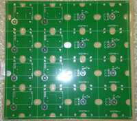 I Have made 2 pcbs for Tunstall on one panel