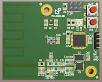 I'm working on a Battery Powered Sub 1GHz Transceiver Demo Board